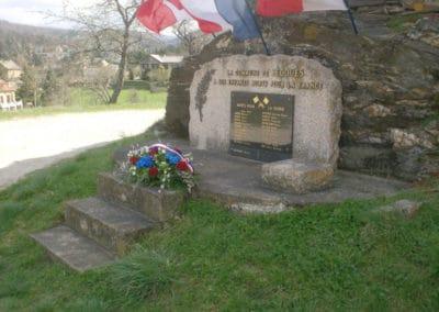 Bédouès - Monuments aux morts