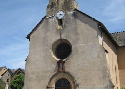 Eglise de Cocurès
