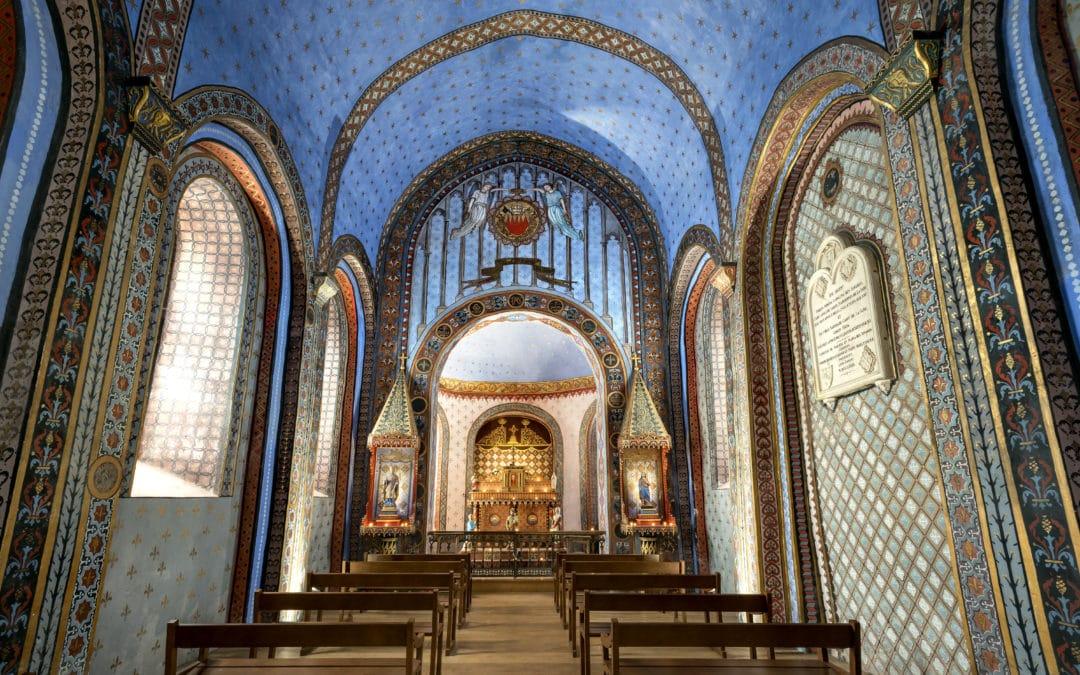 Sauvegardons les peintures et vitraux de la chapelle Saint-Saturnin : notre patrimoine communal